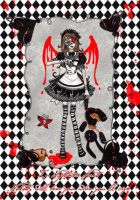 Nightmare Land angst by Alice-fanclub