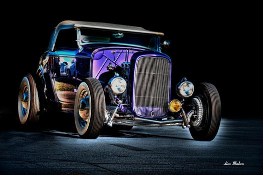 Hot Rod by jmotes