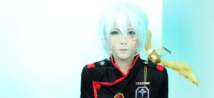 Dgray man by CosPlayJG
