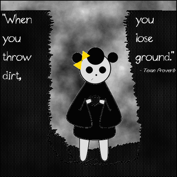 You Lose Ground by AnEarnestSmile