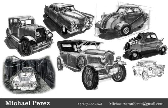 I Drew Some Cars: The Movie by PulseMap