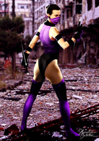 Ultimate Mortal Kombat 3: Mileena by JhonatasBatalha