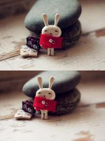bunny double by IceAmi