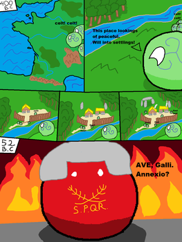 French history I: the Gauls by Lumi-Natis