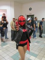 Lady Todd (Red Hood) 2 by Santy-Orm