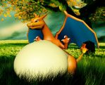 Charizard by Expandomatic