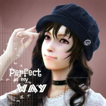 Iris Amicitia~Perfect in my Way by MoonyZorec