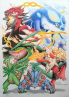 The ORAS Legends by atta9
