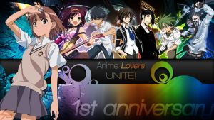 Anime Lovers Unite Fanpage : Request Image by B1itzsturm
