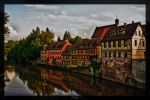 Houses at the river by deaconfrost78
