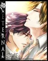 Doujin cover  - Eternal love- by lovedreams