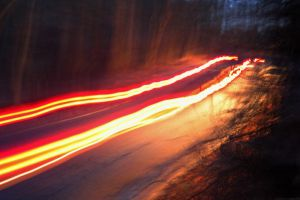 Long Exposure Car by chelsea-martin