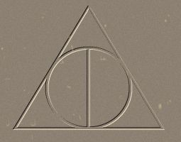 The Deathly Hallows by BlackRoseAngel