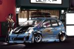 Honda Fit by Spoonboy