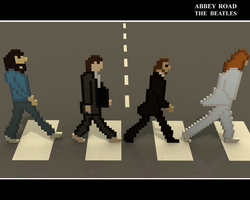 Abbey Road by itsklicken