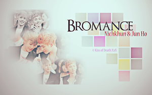 "Khun and Jun Ho ""Bromance"" by KissOfDeathXxX"