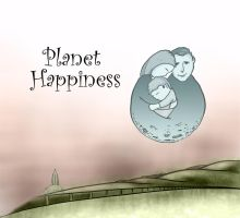 Planet Happiness by l0stinth0ught