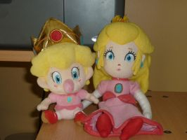 Princesses Peaches by Sedna93