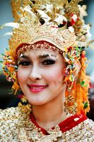 Indonesian's Face 5 by thesaintdevil