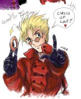 TRIGUN : Circle of LOVE by Zue