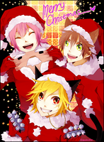 santa claus is coming to town by minataka94