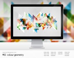 wallpaper 61 colour geometry by zpecter