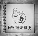 Happy Thanksgiving 2015 by Ghotire