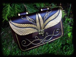 Elf messenger bag by Feral-Workshop