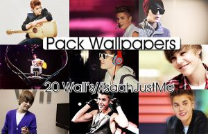 +PackWallpapers-JustinBieber. by IsaahJustMe