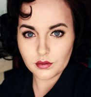 Liz Taylor Make-Up/Hair by SometimesAliceFX