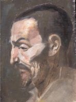 Study after Velasquez by geors
