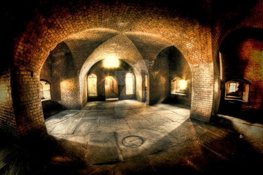 The Stone Chamber by TwilitLens