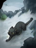 Snowclan Assignment: Difficult Hunting by ichigau