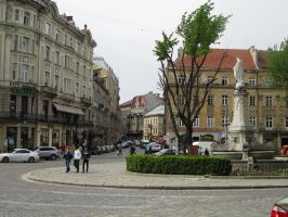 In Lviv City by FCSD