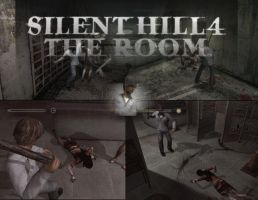 Silent Hill 4: The Room by Charlemagne-Dyo