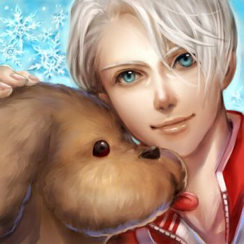 Victor Nikiforov and McCarthin by anzaisachie