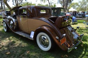 1931 Marmon V-16 Coupe III by Brooklyn47