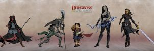 Dungeons and Randomness Podcast by Tongman