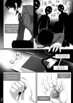 BloodyPainter story Comic-Pag.11 by DeluCat