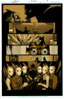 Batman- Court of Owls by shubcthulhu