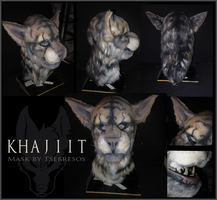 Khajiit Mask by Tsebresos