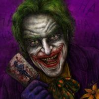 The Joker: Is THIS your card? by mkozmon