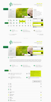 Greenhousing web by porcelainkid
