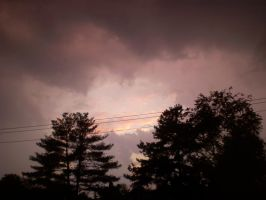 Stormy Twilight 2 by Canvasian