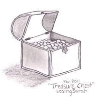 Treasure Chest by LosingSarah