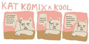 krazy kat komix 1 by ivegotworms