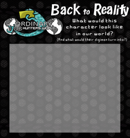 'Back To Reality' Meme by Bunni89