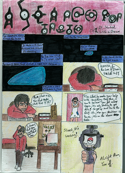 A Search For Truth Page 1 by flamecatcher