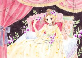 The Princess and the Pea by starlightgenie