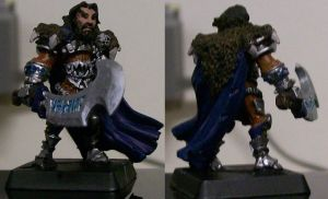 Hunter With HUGE Sword Mini by mandy-the-mental